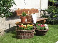 arredo da giardino: come arredare il giardino e gli spazi ... - Arredare Il Giardino Con Le Pietre